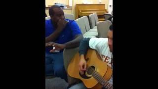Jessie J (feat. B.O.B.) - Price Tag Rap Acoustic Beat Box Cover