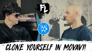Clone Yourself in Movavi Video Editor Plus! | Film Learnin