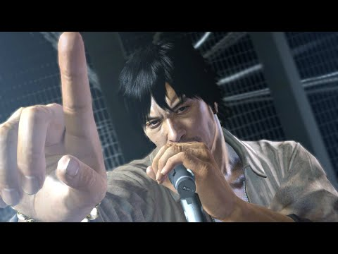 Yakuza 5- Karaoke: Machine Gun Kiss (Shinada)