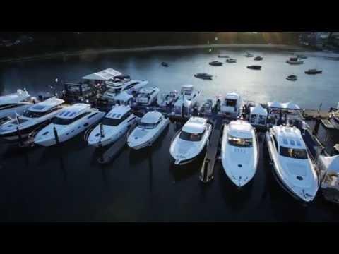 Princess Yachts Australia's Luxury Lifestyle Display 2014