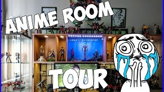 Anime Room Tour [PART ONE]