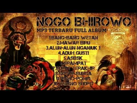 MP3 JARANAN - NOGO BHIROWO FULL ALBUM TERBARU 2018
