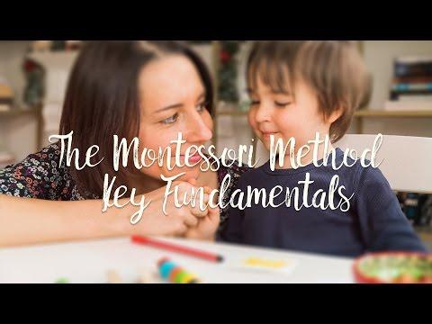 The Montessori Method | Key Fundamentals