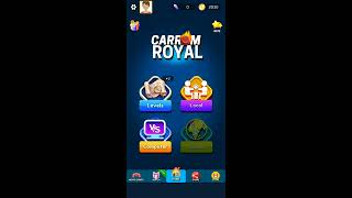 Introduction to Carrom Royal - Multiplayer Carrom Board Pool Game screenshot 1