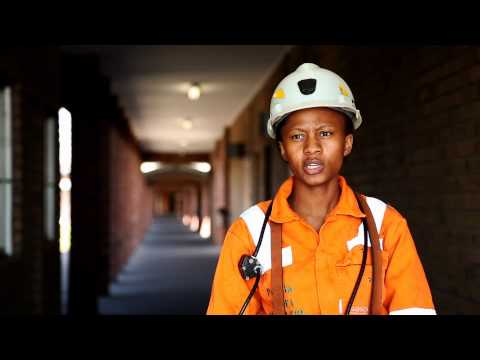 Mining | Sasol Women In Mining | Interview with Portia Malele, Mine Manager