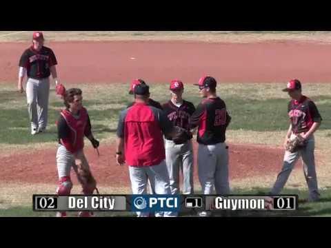 PTCI Baseball Del City vs Guymon 3-23-17