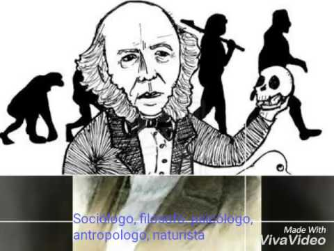 HERBERT SPENCER- TEORÍA DE LA EVOLUCIÓN