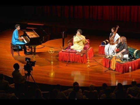Enchanting flute and piano duet- Rakesh Chaurasia, Utsav Lal, Vijay Ghate