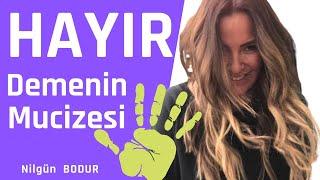 """"""" HAYIR """" DEMEK MUCİZEDİR  ( Hayır Diyebilme Sanatı  MOTİVASYON VİDEOSU )"""