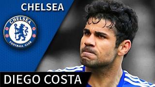 Diego Costa • Chelsea • Best Skills, Passes & Goals • HD 720p