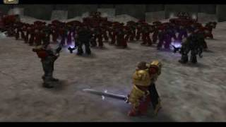 Soulstorm - Blood Ravens Stronghold Intro
