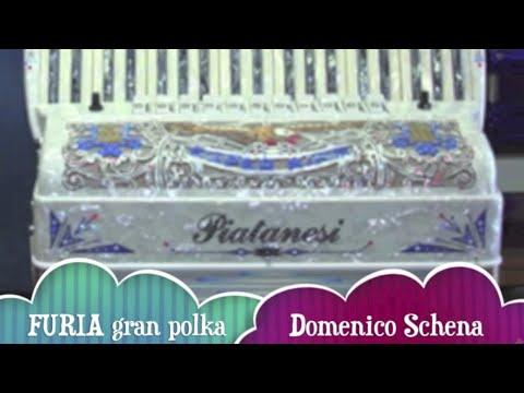 FURIA - BALLO LISCIO - POLKA MIMMO ALESSANDRINI - FISARMONICA PIATANESI