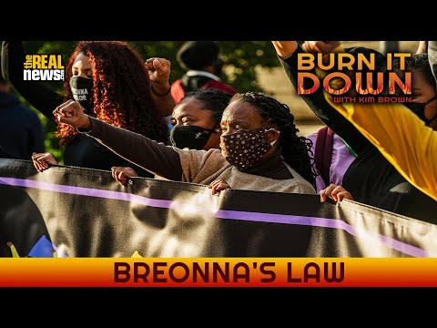 TRNN talks to Kentucky lawmaker Attica Scott, who was arrested at a protest for Breonna Taylor