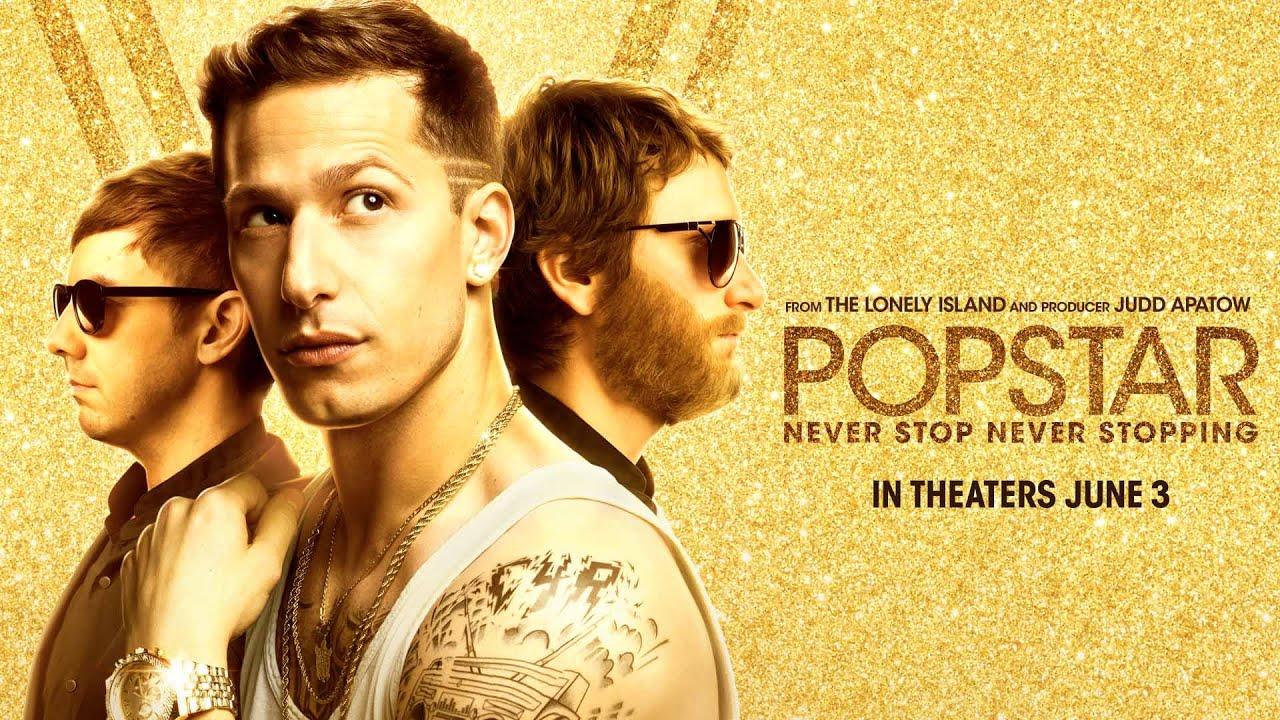 Hasil gambar untuk Popstar: Never Stop Never Stopping