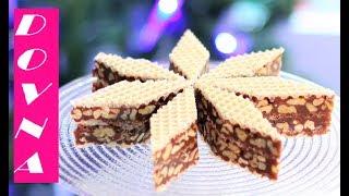 Грильяж торт  рецепт от  Dovna Enterprises