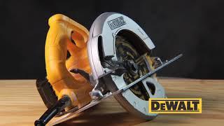 "DEWALT DWE575 - 7 1/4"" Lightweight Circular Saw"