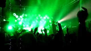 Rea Garvey - Save A Life (Clip) - Erfurt Stadtgarten 19.03.2012