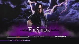 WWE 2K14 - Defend the Streak - Undertaker vs Everyone 67-0