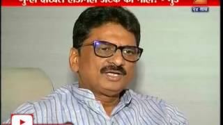 Parbhani Gangakhed Dipak Kesarkar And Dhananjay Munde Discussion on Ratnakar Gutte