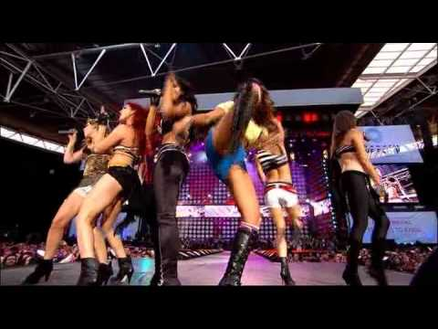 Pussycat Dolls - Don't Cha At  Live Earth London