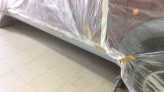видео Кузовной ремонт Форд, покраска Форд