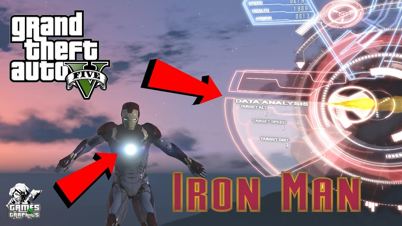 Gta iron man game download for pc