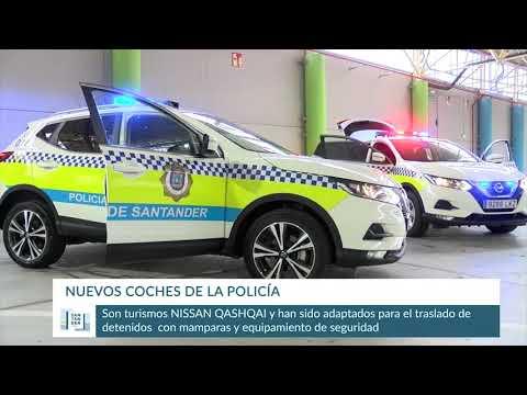 Nuevos coches / Policía Local Santander