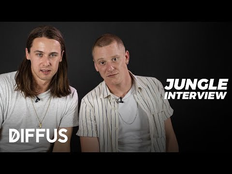 """Jungle About Relearning To Experiment, Their Inspirations And Their New Album """"For Ever"""" 