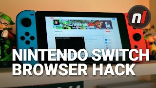 How to Watch YouTube on the Nintendo Switch | Nintendo Switch Browser Hack