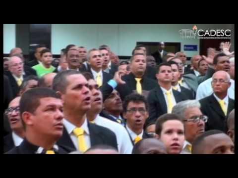 Culto do Calvário - Coral da UMCADESC - 5º Congresso da UMCADESC