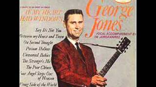 Watch George Jones Wrong Side Of The World video