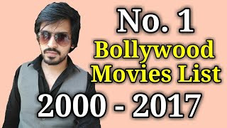 Скачать List Of Number 1 Bollywood Movies From Year 2000 To 2017 Top Bollywood Film