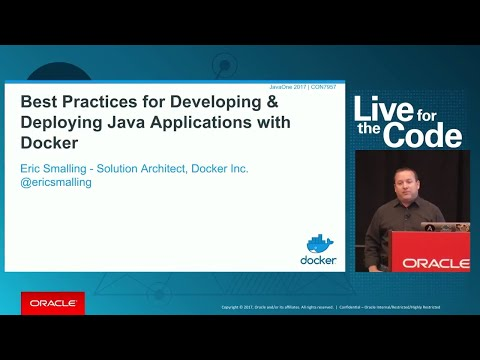 Best Practices for Developing and Deploying Java Applications with Docker