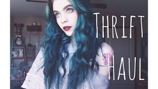 Thrift Haul | Clothing and Room Decor Thumbnail