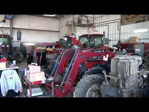 ONeils Farm Equipment Service And Parts Department Tour