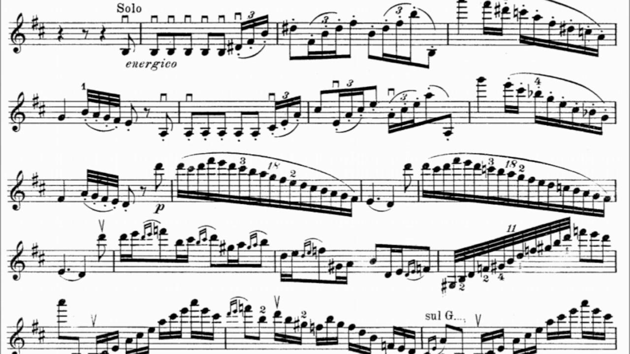 Paganini Kreisler - La Campanella