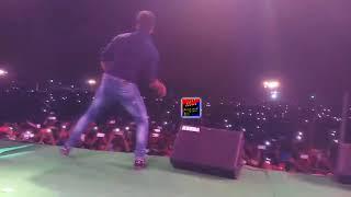 सपना चौधरी और खेसारी लाल का पहला सुपरहीट स्टेज शो sapna khesari new live stage Full HD