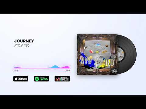 Ayo & Teo – Journey (Official Audio)