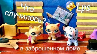 LPS/ В ЗАБРОШЕННОМ ДОМЕ или приключение в деревне /film Littlest pet Shop
