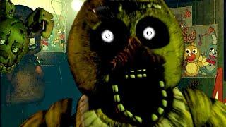 LA PAURA NEGLI OCCHI!! - Five Nights at Freddy's 3 - Parte 2