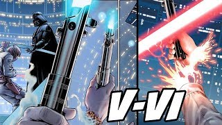 Lucasfilm Releasing LUKE'S Story Between Episode V and VI!! (CANON) - Star Wars Explained