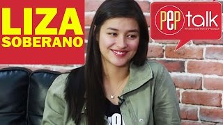 PEPtalk. ASAP It Girl Liza Soberano on effortless beauty, Enrique Gil, Gerald Anderson and family