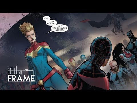 Is Captain Marvel Actually a Hero?