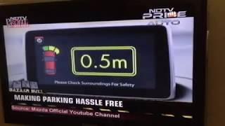 Blackcat reverse parking sensor + camera system