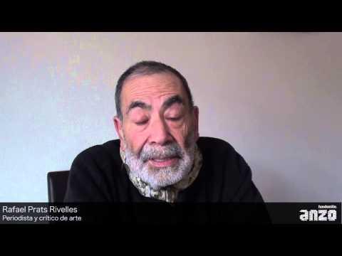Entrevista a Rafael Prats Rivelles. Por Barbara Bacconi, Fundación Anzo.