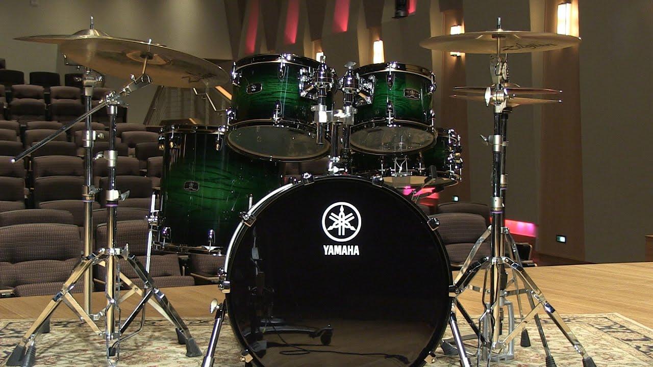 Yamaha Maple Stage Custom