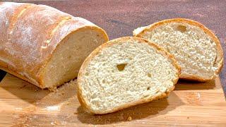 Домашен хляб бърза лесна и сполучлива рецепта домашний хлеб очень простой и удачный рецепт