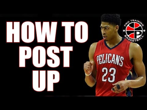 How  To: Post Up | Dominate The Low Post | Pro Training Basketball