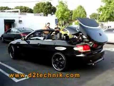 D BMW I Twin Turbo Convertible YouTube - 2012 bmw 335i convertible for sale