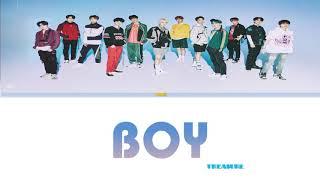 Download lagu 1 Hour ✗ TREASURE - 'BOY'